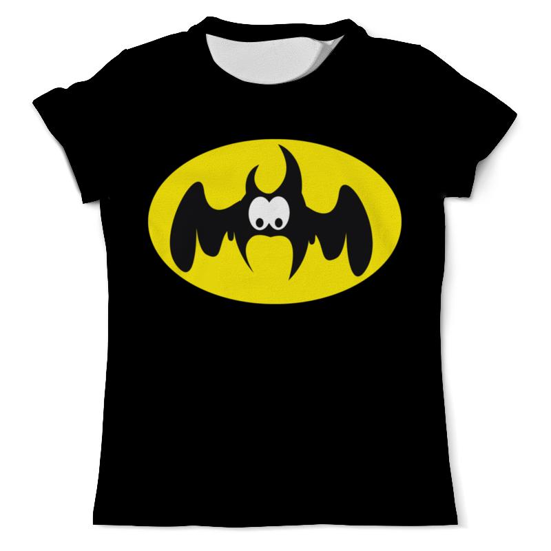 printio футболка с полной запечаткой для девочек сказочная летучая мышь Printio Футболка с полной запечаткой (мужская) Летучая мышь