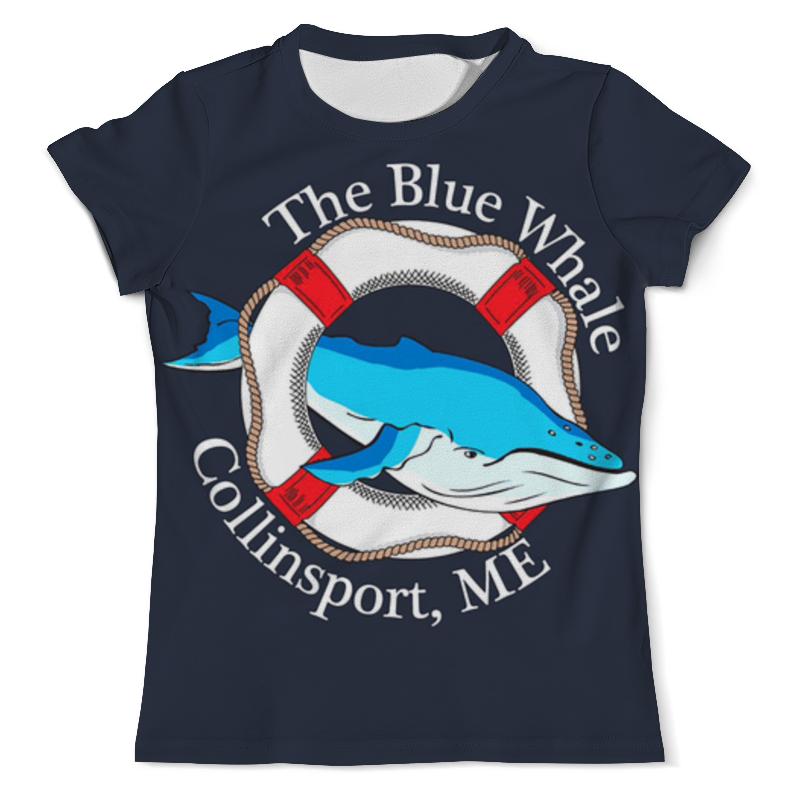 Printio Футболка с полной запечаткой (мужская) The blue whale printio футболка с полной запечаткой мужская the blue whale