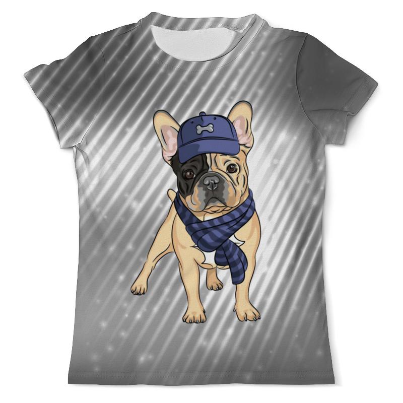 Фото - Printio Футболка с полной запечаткой (мужская) Пес барбос (1) printio футболка с полной запечаткой мужская пес с трубкой