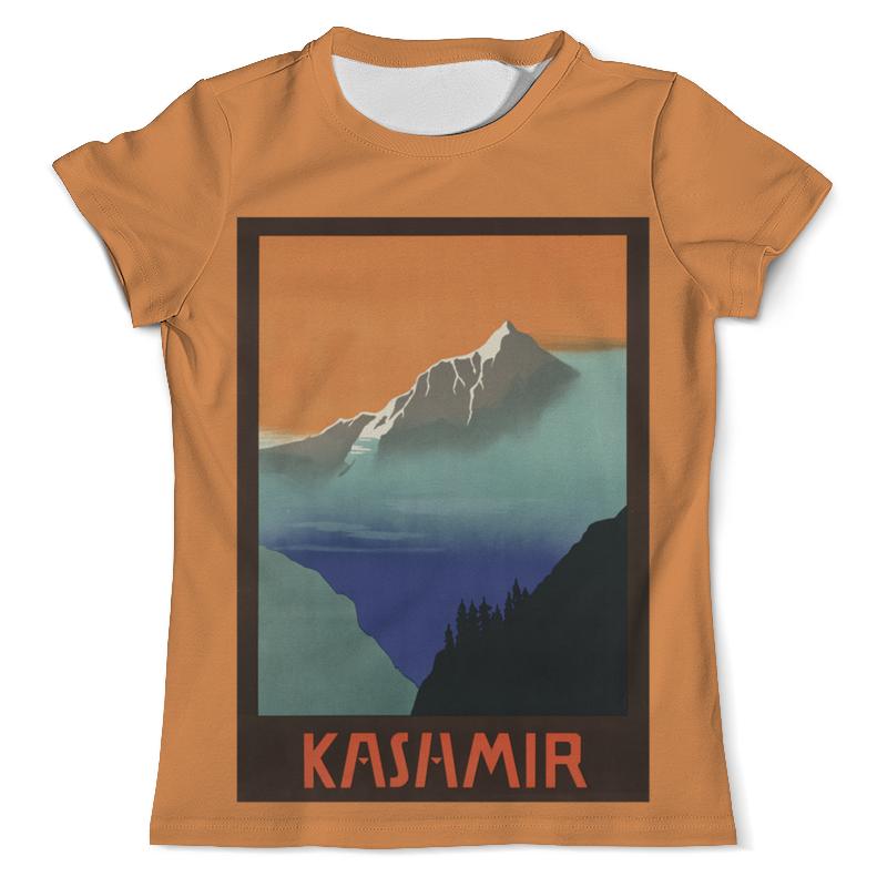 Фото - Printio Футболка с полной запечаткой (мужская) Кашмир printio футболка с полной запечаткой женская кашмир