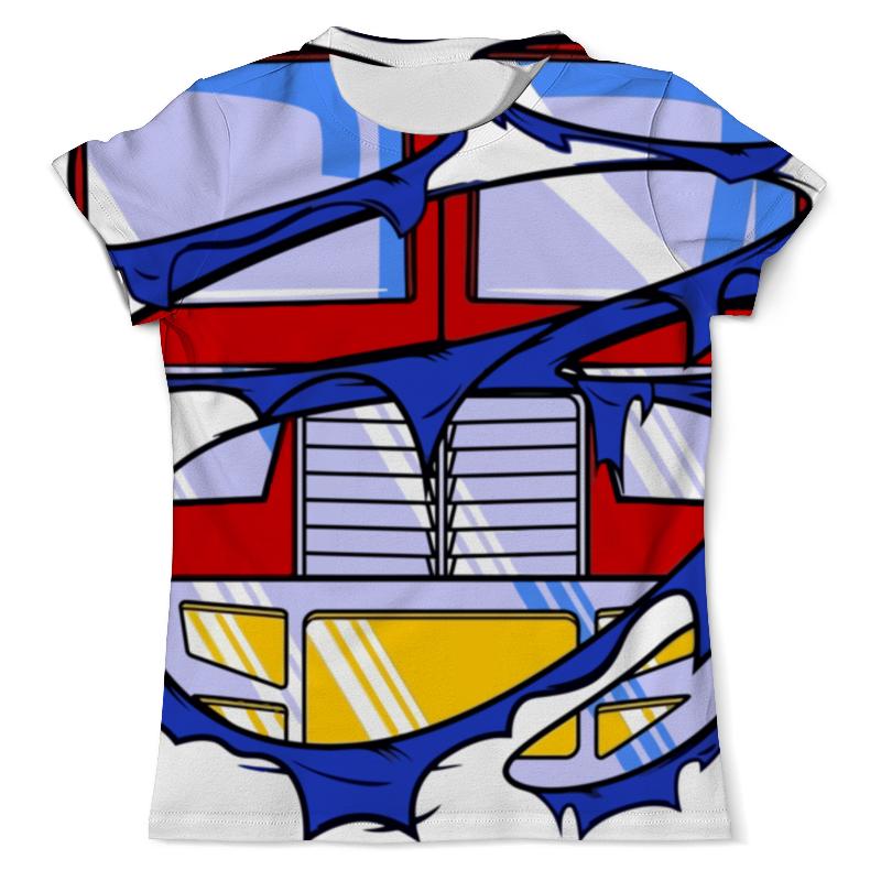printio футболка с полной запечаткой мужская дорога Printio Футболка с полной запечаткой (мужская) Футболка трансформеры
