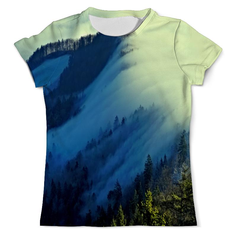 Фото - Printio Футболка с полной запечаткой (мужская) Живописный пейзаж printio футболка с полной запечаткой мужская живописный пейзаж