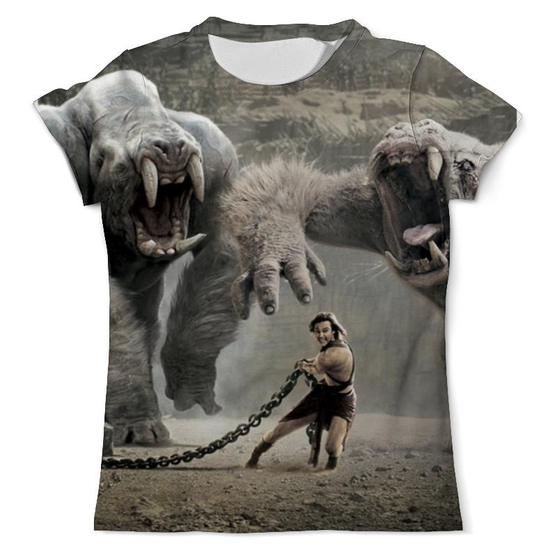 Printio Футболка с полной запечаткой (мужская) Джон картер printio футболка с полной запечаткой для девочек джон картер