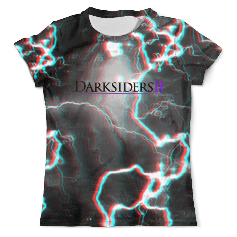 Printio Футболка с полной запечаткой (мужская) Darksiders 2 printio футболка с полной запечаткой мужская велес 2