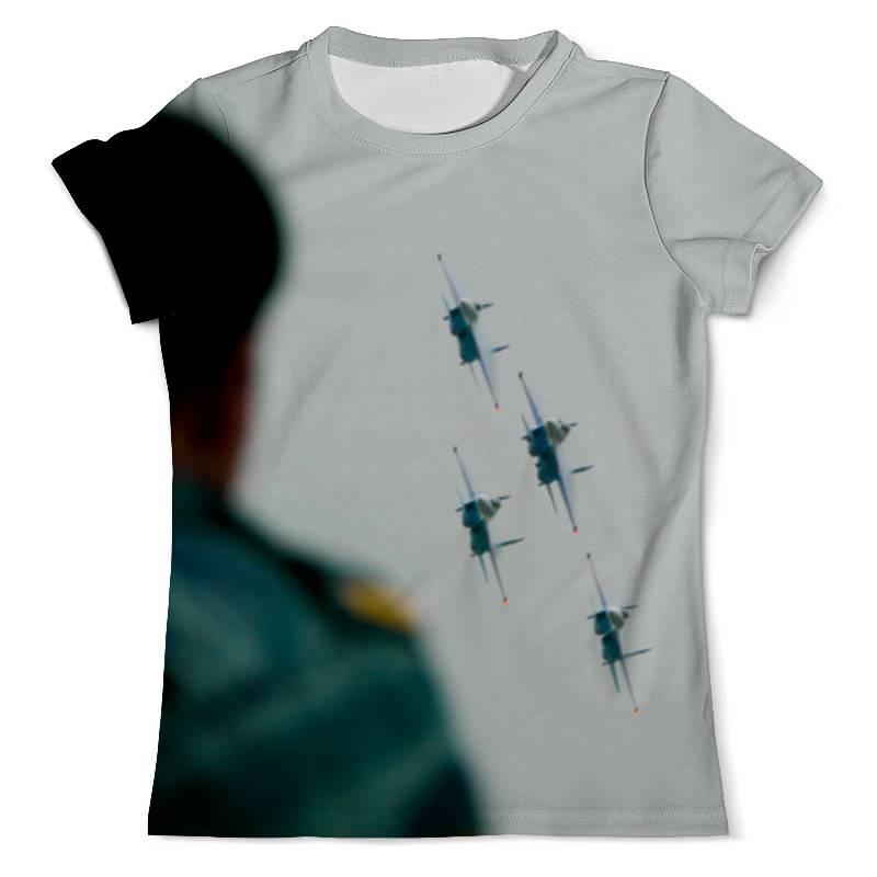 Printio Футболка с полной запечаткой (мужская) Русские витязи и омон printio футболка с полной запечаткой мужская макс max