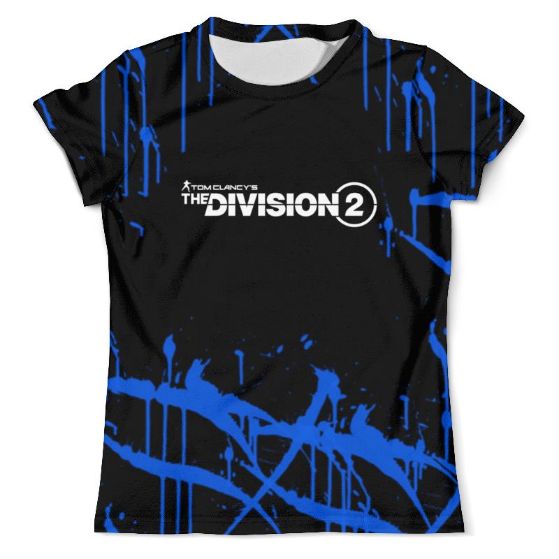 Printio Футболка с полной запечаткой (мужская) Division 2