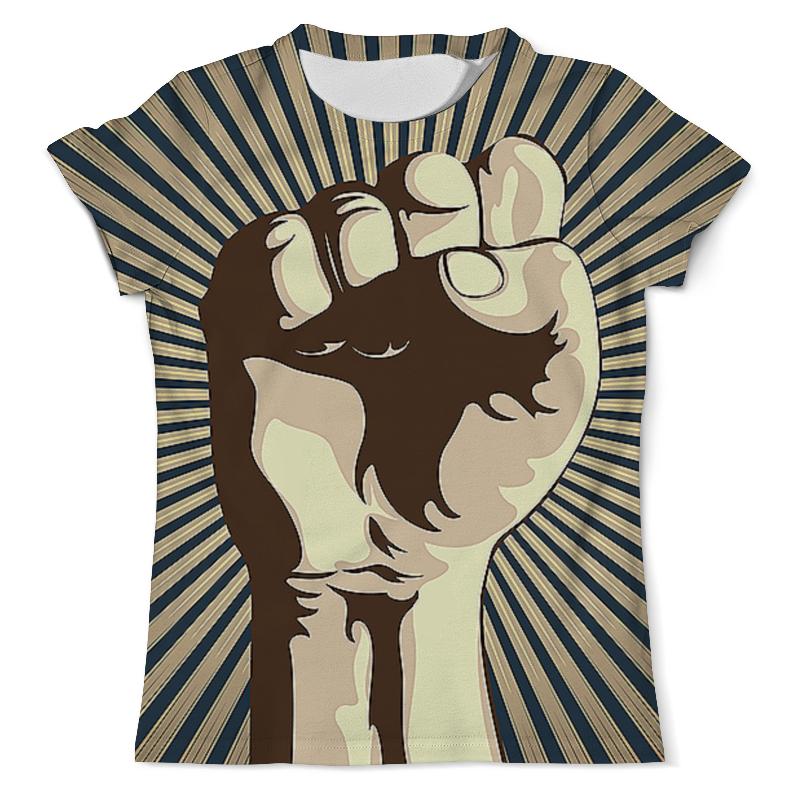 Фото - Printio Футболка с полной запечаткой (мужская) Демонстрация силы printio футболка с полной запечаткой мужская футболка надводные силы