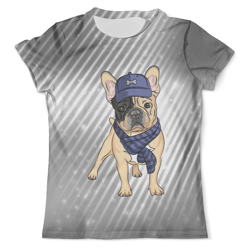 Фото - Printio Футболка с полной запечаткой (мужская) Пес барбос printio футболка с полной запечаткой мужская пес с трубкой