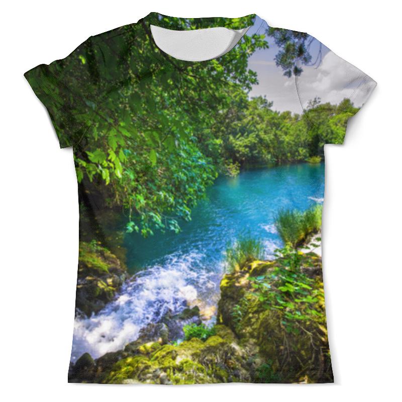 Фото - Printio Футболка с полной запечаткой (мужская) Пейзаж printio футболка с полной запечаткой мужская живописный пейзаж