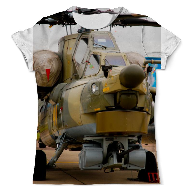 Printio Футболка с полной запечаткой (мужская) Ми-28н ночной охотник printio футболка с полной запечаткой мужская макс max