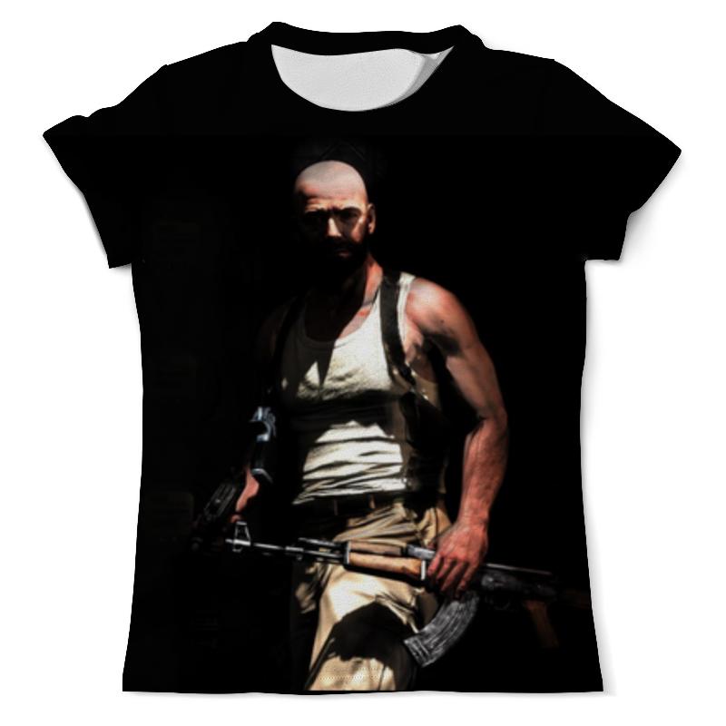 Printio Футболка с полной запечаткой (мужская) Макс пейн printio футболка с полной запечаткой мужская макс max