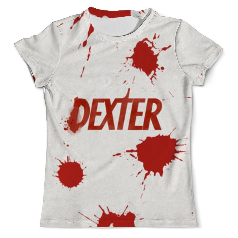 Printio Футболка с полной запечаткой (мужская) Декстер (dexter) printio футболка с полной запечаткой мужская декстер dexter