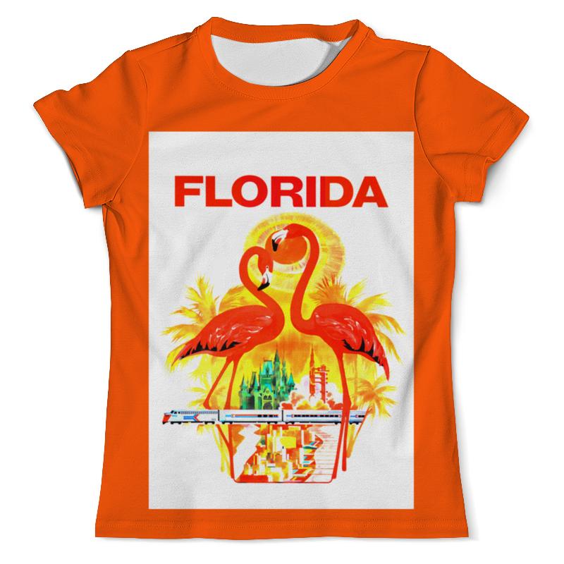 Printio Футболка с полной запечаткой (мужская) Флорида