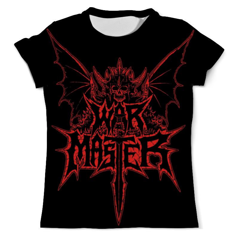 Фото - Printio Футболка с полной запечаткой (мужская) War master printio футболка с полной запечаткой женская master and margarita