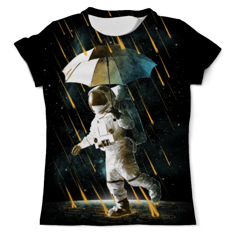 Printio Футболка с полной запечаткой (мужская) Метеоритный дождь