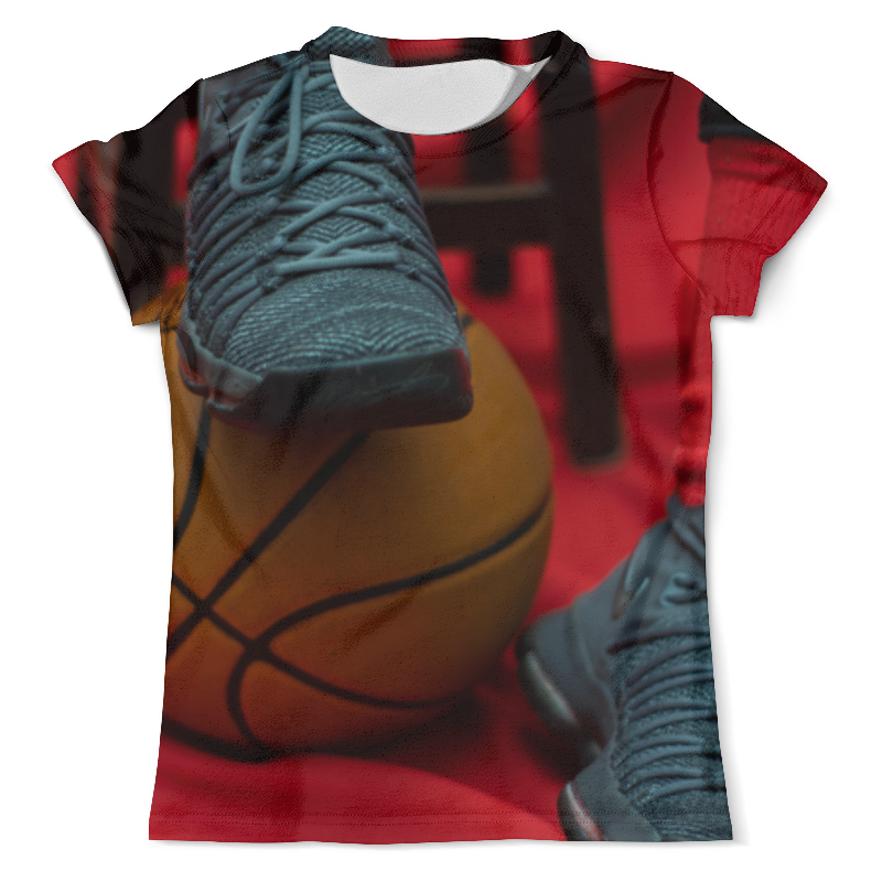Printio Футболка с полной запечаткой (мужская) Баскетбол