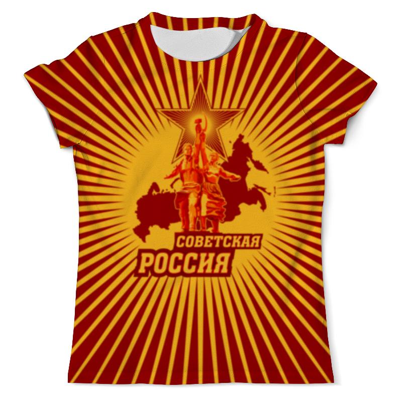 Printio Футболка с полной запечаткой (мужская) Советская россия