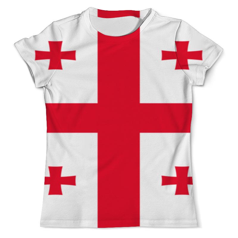 Printio Футболка с полной запечаткой (мужская) Флаг швейцарии