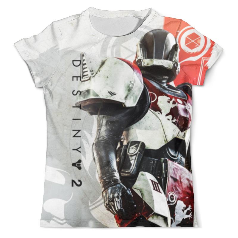 Printio Футболка с полной запечаткой (мужская) Destiny 2, titan printio футболка с полной запечаткой мужская велес 2