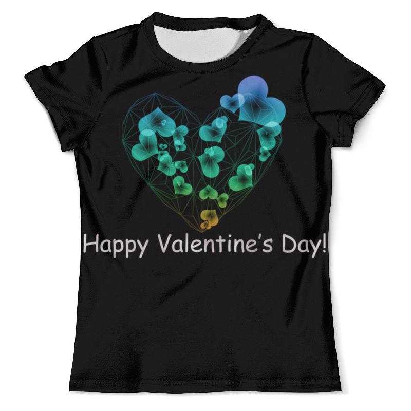 Фото - Printio Футболка с полной запечаткой (мужская) Low poly heart printio футболка с полной запечаткой мужская лиса low poly