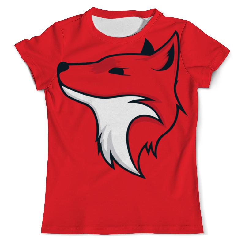 Фото - Printio Футболка с полной запечаткой (мужская) Fox / лиса printio футболка с полной запечаткой мужская лиса low poly