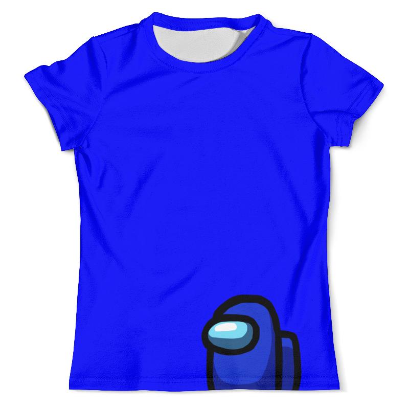 Printio Футболка с полной запечаткой (мужская) Among us blue printio футболка с полной запечаткой мужская the blue whale