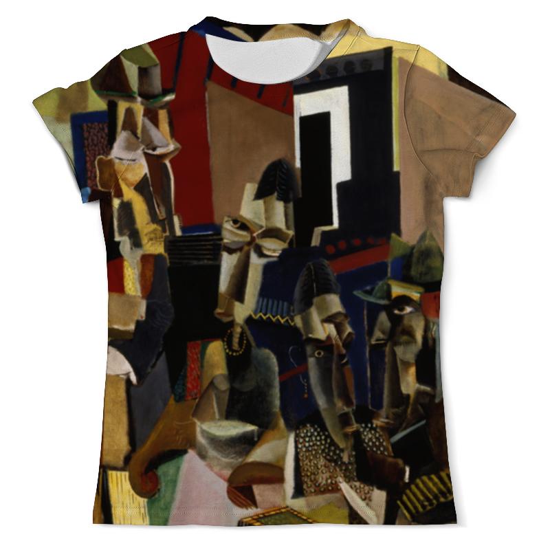 Printio Футболка с полной запечаткой (мужская) Визит (макс вебер) printio футболка с полной запечаткой мужская макс max