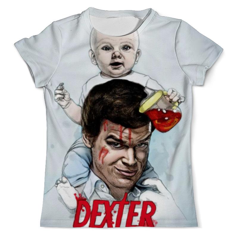 Printio Футболка с полной запечаткой (мужская) Dexter (декстер) printio футболка с полной запечаткой мужская декстер dexter