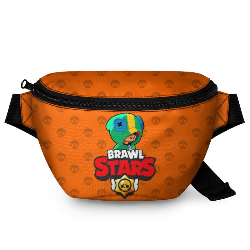 Printio Поясная сумка 3D Бравл старс printio поясная сумка 3d бравл старс