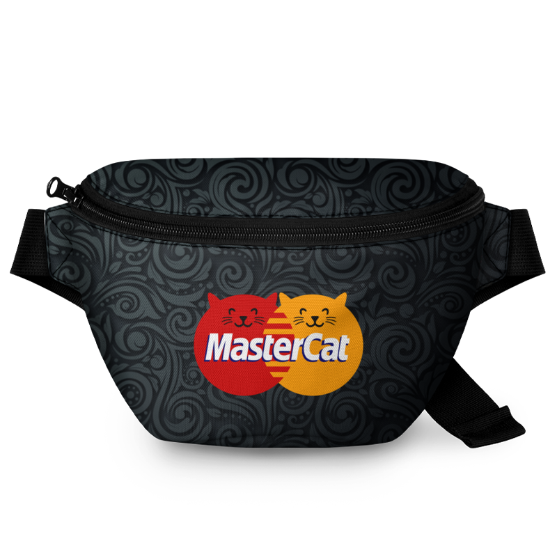 Printio Поясная сумка 3D Mastercat