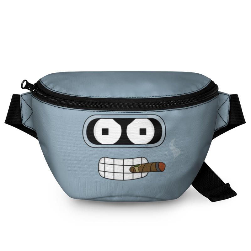 Printio Поясная сумка 3D Бендер