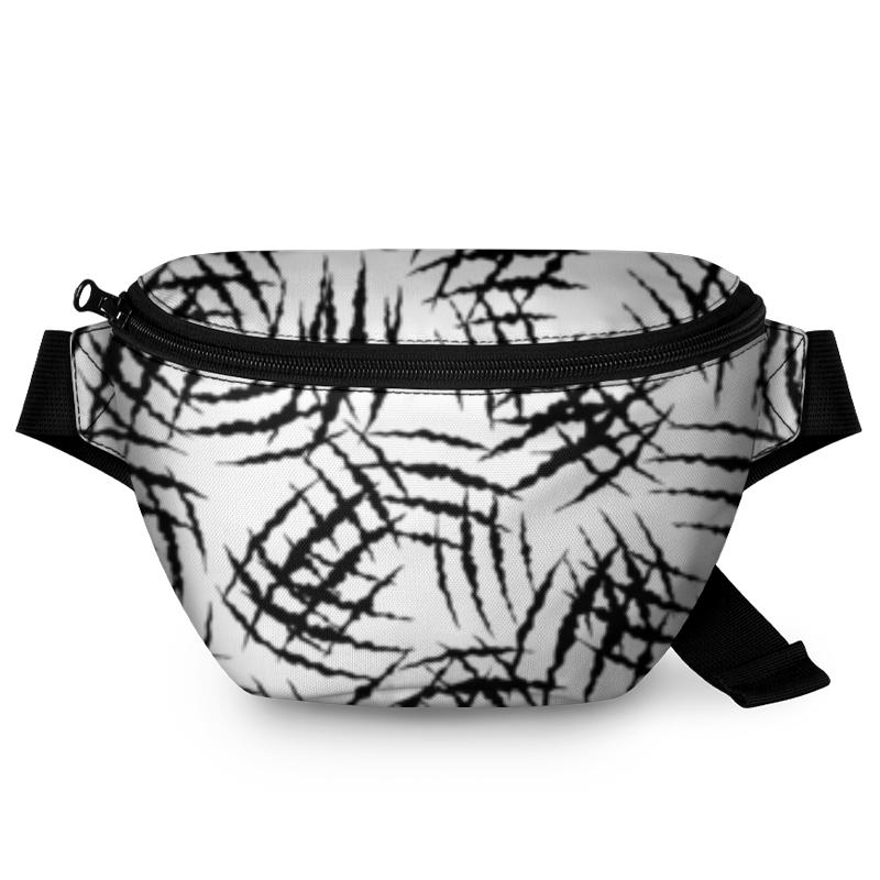 Printio Поясная сумка 3D The claw