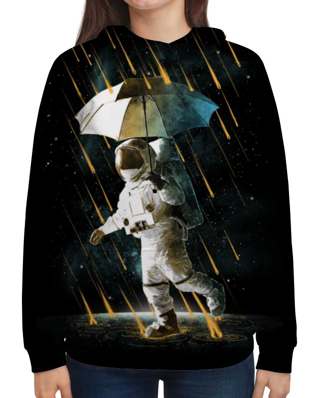 Printio Толстовка с полной запечаткой Метеоритный дождь
