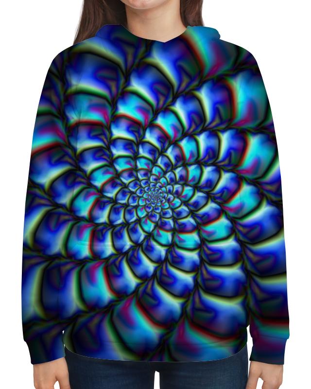 Printio Толстовка с полной запечаткой Круговорот printio футболка классическая круговорот