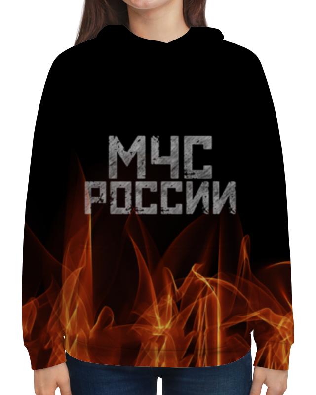 Printio Толстовка с полной запечаткой Мчс россии