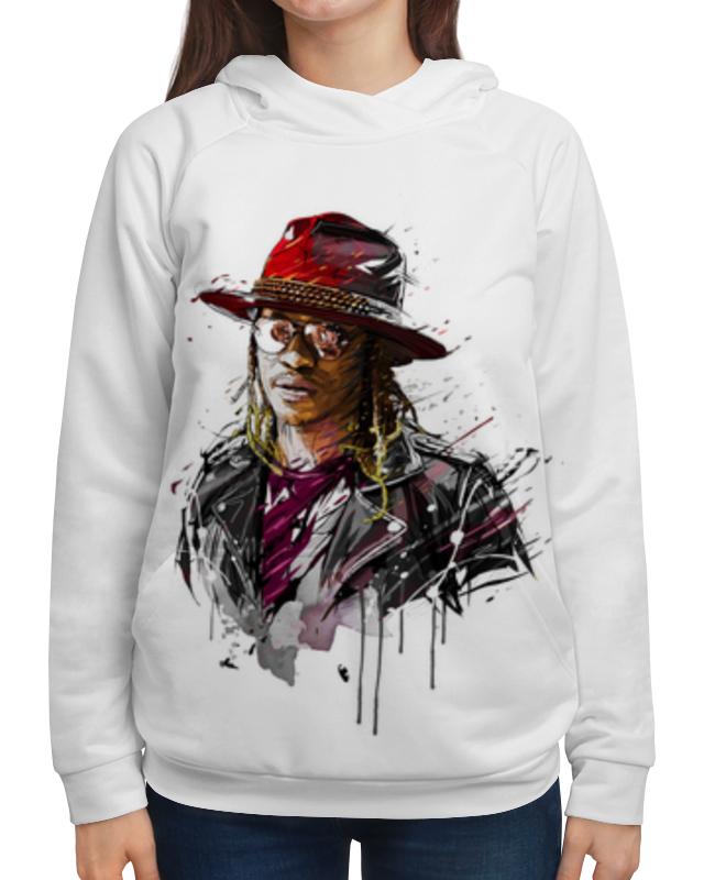 Printio Толстовка с полной запечаткой Человек в шляпе printio толстовка с полной запечаткой человек в шляпе