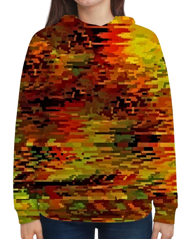 Printio Толстовка с полной запечаткой Краски осени