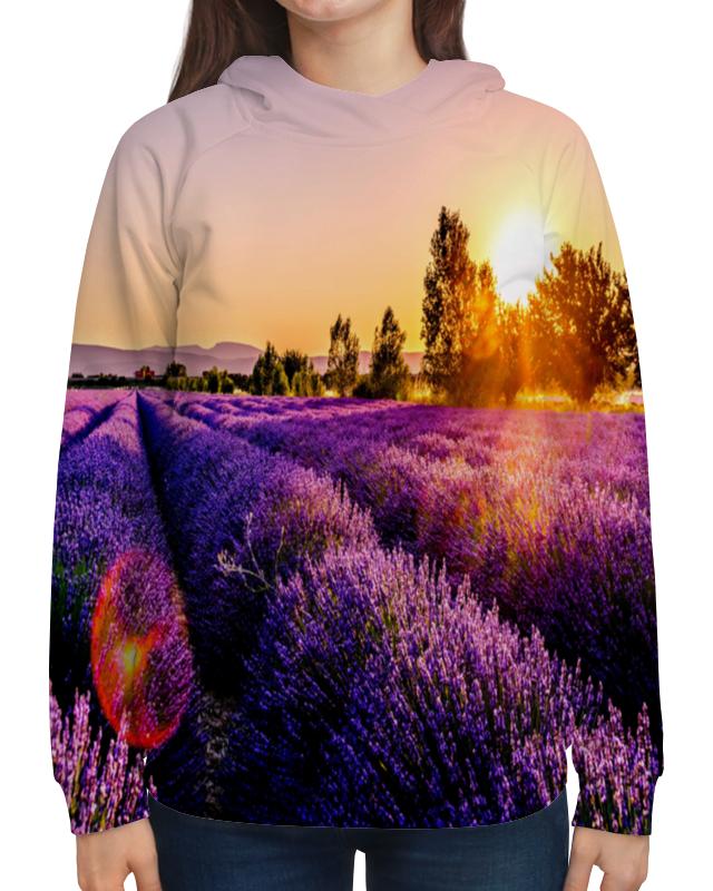 Фото - Printio Толстовка с полной запечаткой Поле цветов толстовка с полной запечаткой printio поле цветов