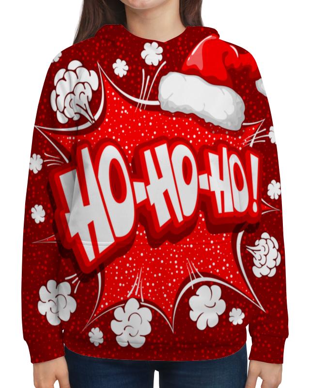 printio футболка с полной запечаткой для девочек ho ho ho Printio Толстовка с полной запечаткой ho ho ho