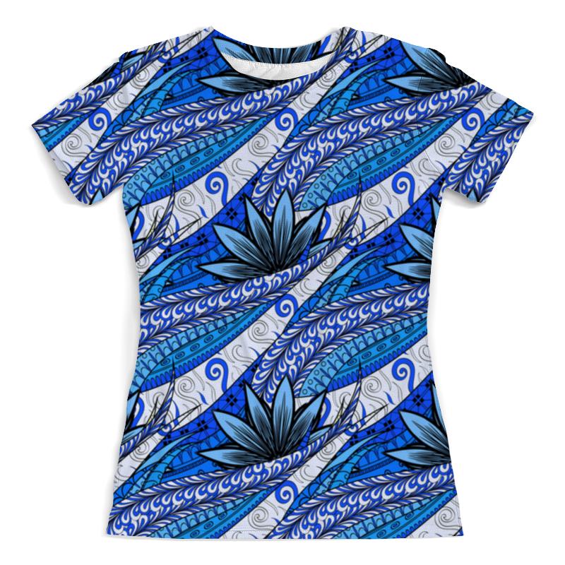 Printio Футболка с полной запечаткой (женская) Abstract design printio футболка с полной запечаткой женская abstract mirror