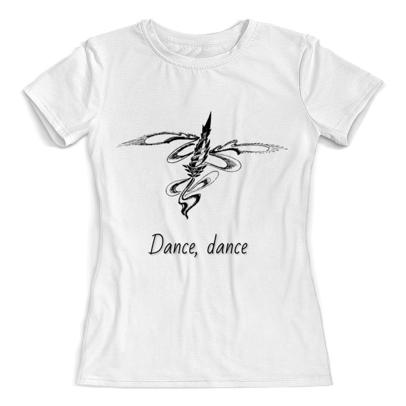 Фото - Printio Футболка с полной запечаткой (женская) Танцы с ветром printio футболка с полной запечаткой женская кашмир