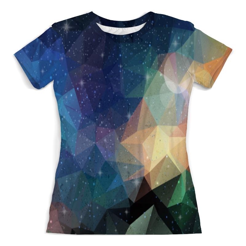 Printio Футболка с полной запечаткой (женская) Abstract mirror printio футболка с полной запечаткой женская abstract mirror