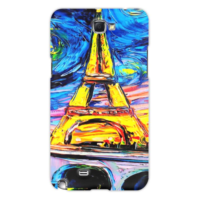 Printio Чехол для Samsung Galaxy Note 2 Van gogh чехол
