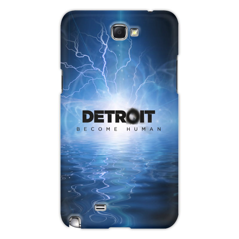 Printio Чехол для Samsung Galaxy Note 2 Detroit чехол
