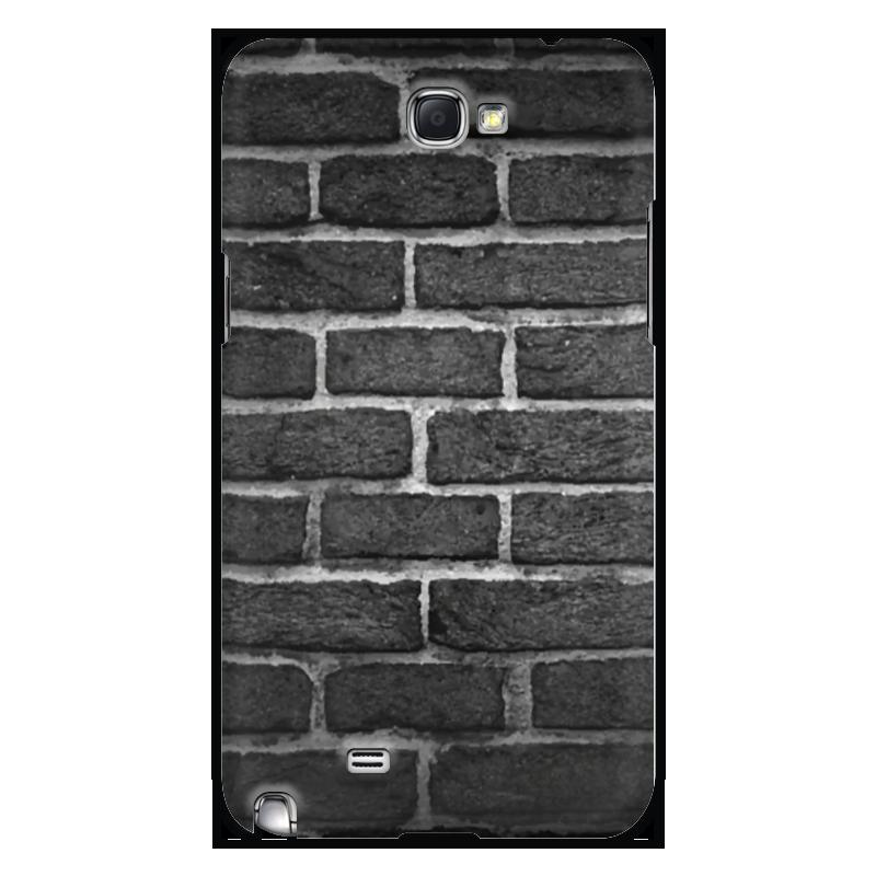 Printio Чехол для Samsung Galaxy Note 2 Кирпичный