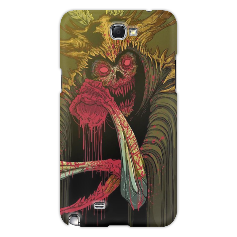 Printio Чехол для Samsung Galaxy Note 2 Смерть
