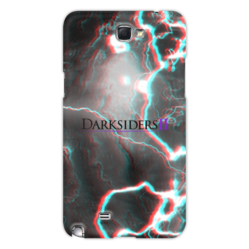Фото - Printio Чехол для Samsung Galaxy Note 2 Darksiders 2 printio чехол для samsung galaxy note 2 бетмен