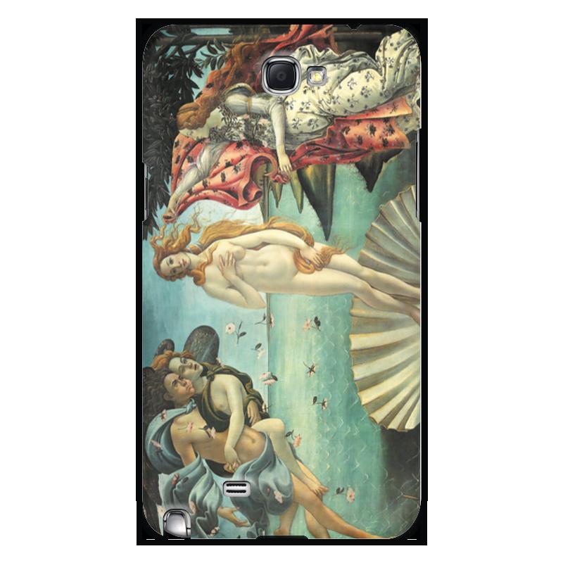 Printio Чехол для Samsung Galaxy Note 2 Рождение венеры (сандро боттичелли)