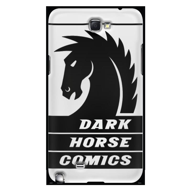 printio dark horse comics Printio Чехол для Samsung Galaxy Note 2 Dark horse comics