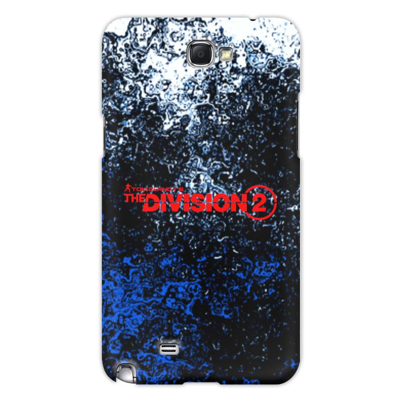 Фото - Printio Чехол для Samsung Galaxy Note 2 Division 2 printio чехол для samsung galaxy note 2 бетмен